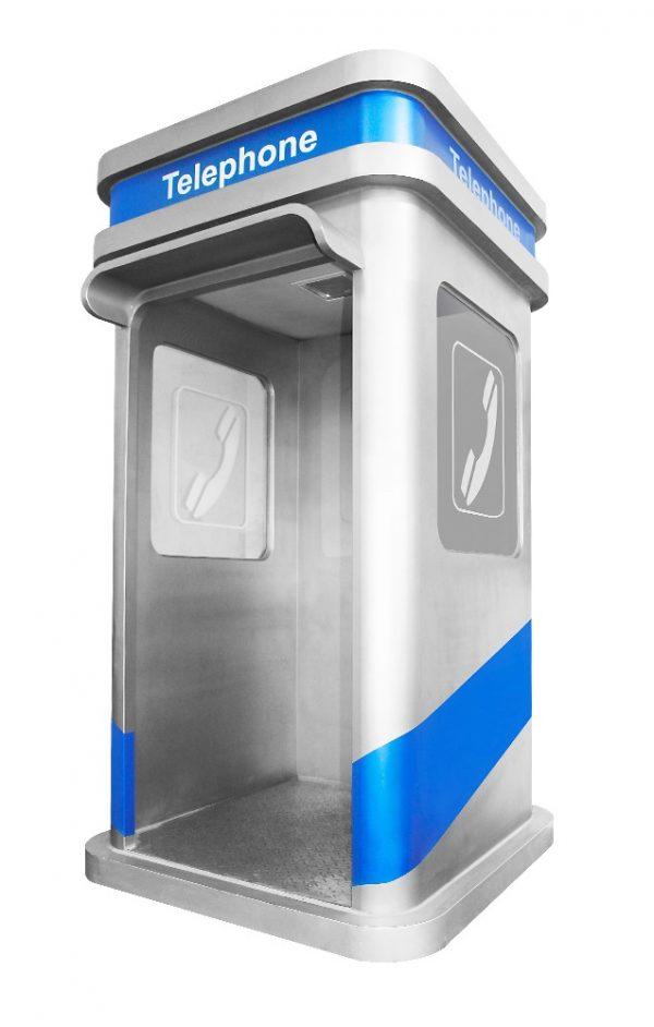 Cabinas telefónicas Vozell